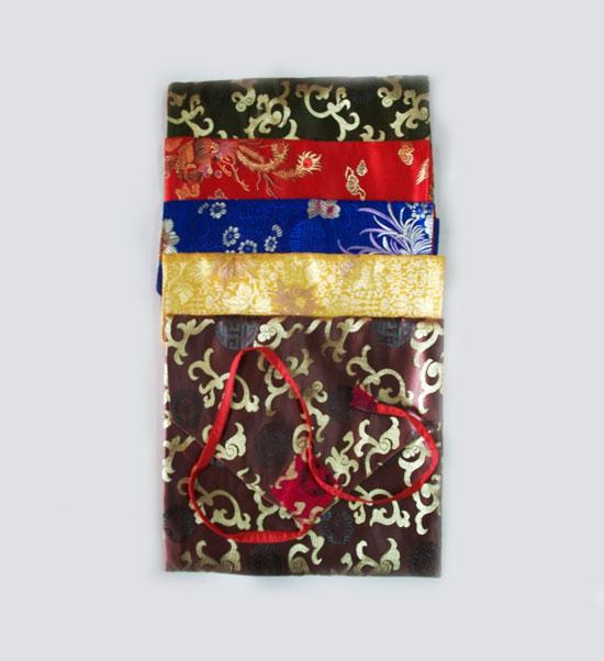 Tibetan Medium Size Silk Text Covers